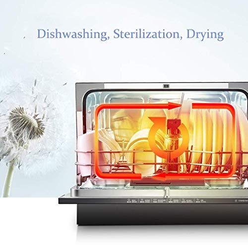 Utensilios de cocina Lavavajillas doméstico compacto lavavajillas ...
