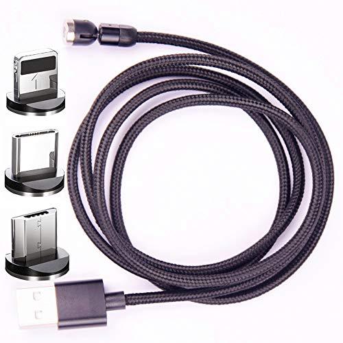 superior ZRL® Câbles de Charge USB c (1m 2m) Faire pivoter