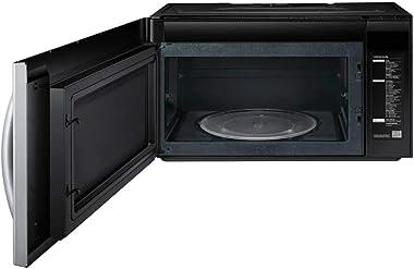 Samsung 2.1 Cu. Ft. Fingerprint Resistant Stainless Steel Over The Range Microwave