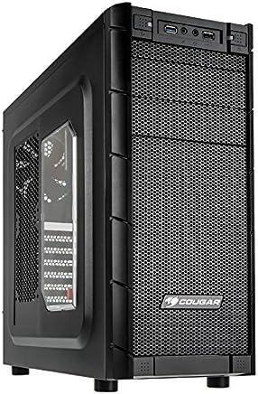 Cougar Archon Gaming Case Midi-Tower–nero finestra laterale (5mm5) - Trova i prezzi più bassi