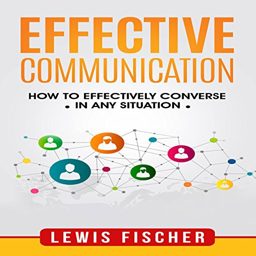Effective Communication audiobook cover art
