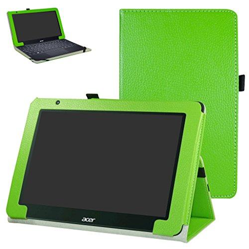 MAMA MOUTH Acer One 10 S1003 hülle, Folding Ständer Hülle Hülle mit Standfunktion für 10.1
