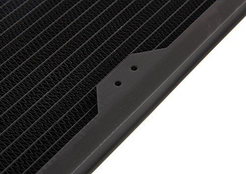 Black Ice Nemesis Radiator GTS 420 - Black