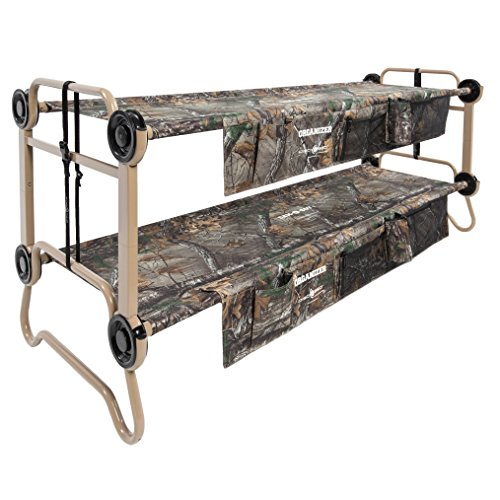 Cam-O-Bunk with Realtree XTRA including Organizers, Large