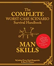 Complete Worst-Case Scenario Survival Handbook: Man Skills (Worst-Case Scenario Survival Handbooks) 1st (first) edition Text Only