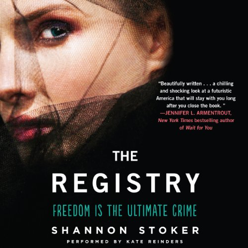 The Registry audiobook cover art