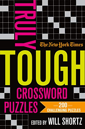 Compare Textbook Prices for New York Times Truly Tough Crossword Puzzles  ISBN 9781250253118 by The New York Times