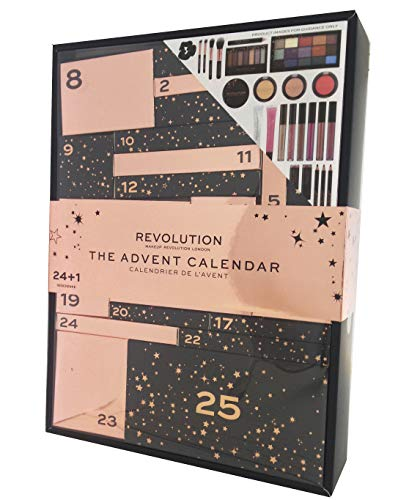 Adventskalender Makeup Revolution London - Advent Calendar