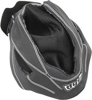 AGV Liner for GT Veloce Helmet - Gray - 2X KIT62106001