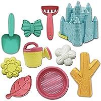 10-Piece ECHOVIVO Beach Sand Toys Set