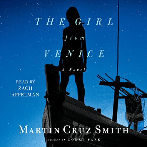 The Girl from Venice audiobook cover art