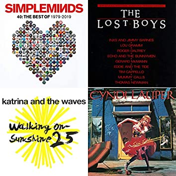 Teen Movie Soundtracks: 1980s