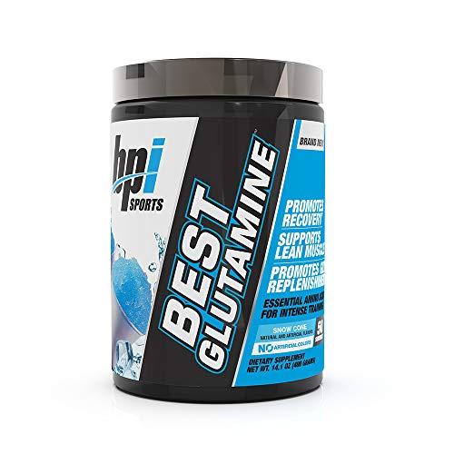 Best Glutamine Essential Amino Acid for Intense Training, Snow Cone,...