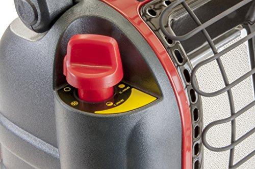 Mr. Heater Portable Buddy Gasheizung inkl. Adapter für Gaskartuschen mit 7/16-Gewinde; - 9