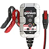 NOCO Genius G750 6V/12V .75 Amp Battery Charger and Maintainer by NOCO