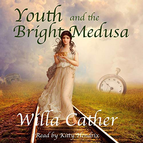Couverture de Youth and the Bright Medusa