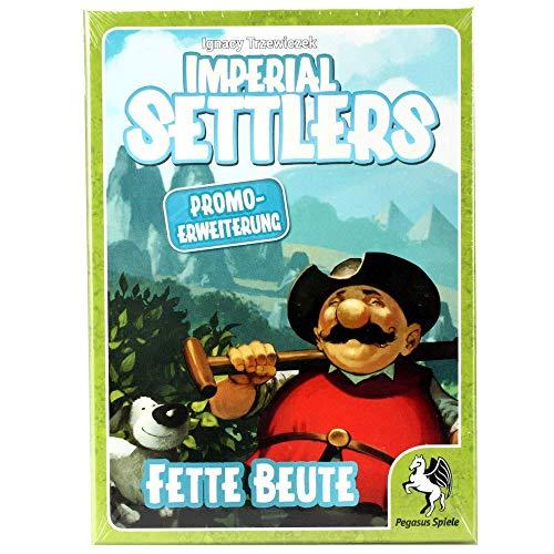 Preisvergleich Produktbild Pegasus Spiele 51968G - Imperial Settlers Fette Beute