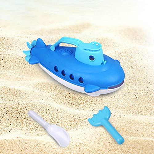 Baby U-Boot Badespielzeug Strandspielzeug Boot Mit Spinning Hinteren Propeller Dusche Spielzeug Für Kinder Balight