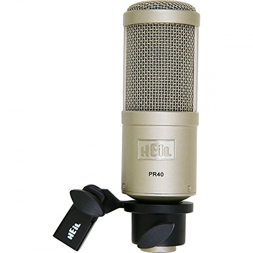 HEiL sound PR-40 Dynamic Studio Microphone