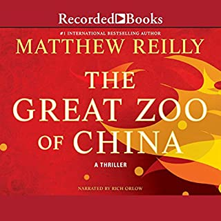 The Great Zoo of China audiobook cover art