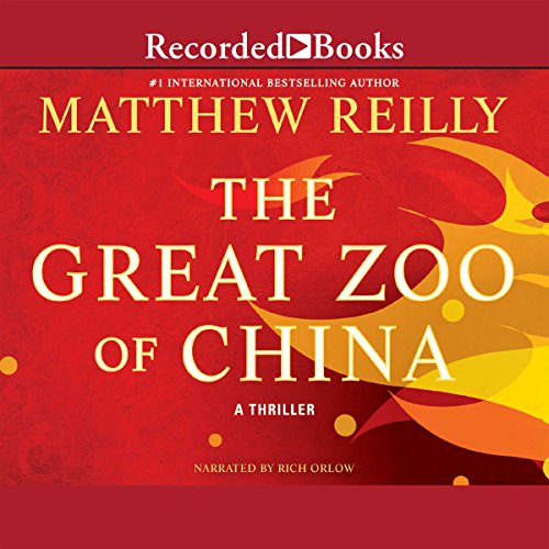The Great Zoo of China  By  cover art