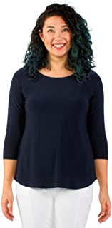 Sympli Womens Go to Classic T Relax