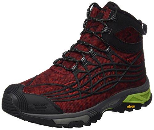 Boreal Hurricane Zapatos Deportivos, Hombre, Rojo, 10.5