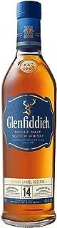 Glenfiddich 14 Years Old BOURBON BARREL RESERVE Single Malt Scotch Whisky 43% Volume 0,7l in Geschenkbox Whisky