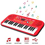 Keyboard Piano for Kids, 37-KeyElectronic Piano Keyboard with...