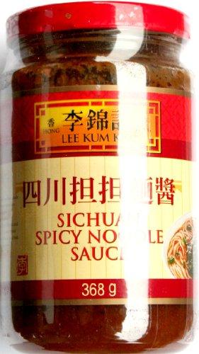 LEE KUM KEE Würzige Sichuan Nudelnsoße ( Dan Dan Nudeln) 368g