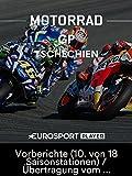 Motorrad: MotoGP - Großer Preis von Tschechien in Brünn - Vorberichte