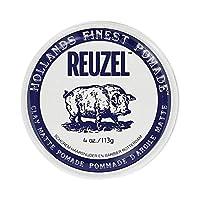 REUZEL ルーゾー マットクレイポマード 113g[海外直送品] [並行輸入品]