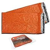 2 Pack - Bramble Emergency Bivvy Bag - Survival Sleeping Bag - Bushcraft