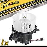 Ventilatore interno Motore del ventilatore del riscaldatore Con aria condizionata automatica per veicoli con guida a sinistra per A4 8K2 8KH 8K5, B8 A5 8T3 8F7 8TA Q5 8R 8RB 2013-2016 8T1820021