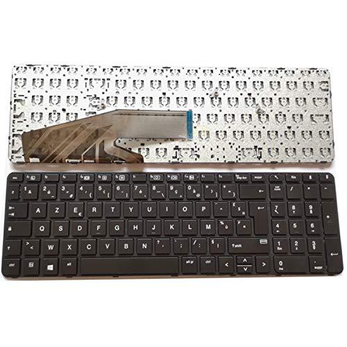 Clavier Français AZERTY pour HP ProBook 450 G3 455 G3 470 G3 450 G4 455 G4 470 G4 650 G2 9Z.NCGBV.201 6037B0115101 NSK-CZ4SV 0F 9Z.NCGSV.40F 831021-051 841136-051 818249-051 827028-051 827029-051 FR