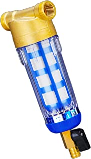 joyMerit Home Water Pre-Filter System Spin Down Sediment Water Filter 3/4
