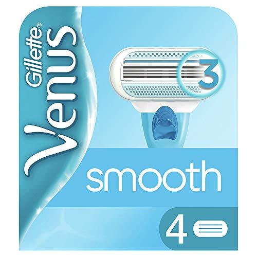 Gillette VENUS Lamette di Ricambio per Rasoio da Donna x 4 Lamette