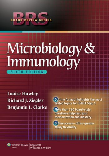 Microbiology and Immunology (Board Review Series)