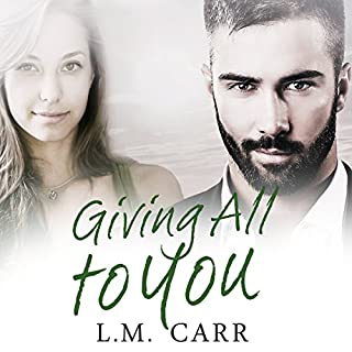 Giving All to You audiobook cover art