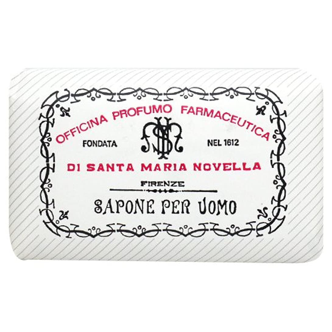 抑圧するドル渦サンタ マリア ノヴェッラ Santa Maria Novella メンズソープ ベティベール 130g