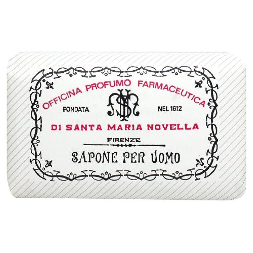 宙返りトランクライブラリ時制サンタ マリア ノヴェッラ Santa Maria Novella メンズソープ ベティベール 130g