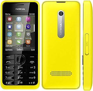 Nokia Asha 301 (Yellow)