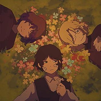 petals in the wind