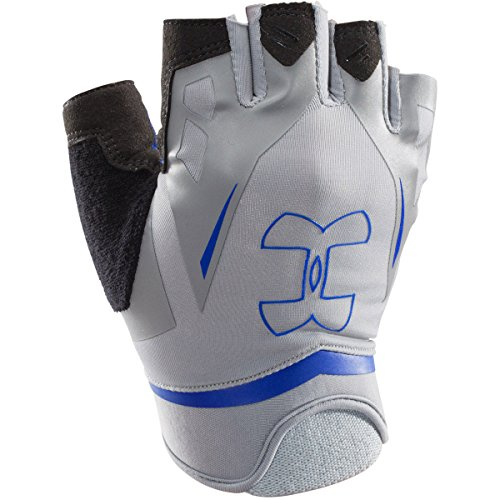 Under Armour Flux Gants de fitness Steel Taille MD