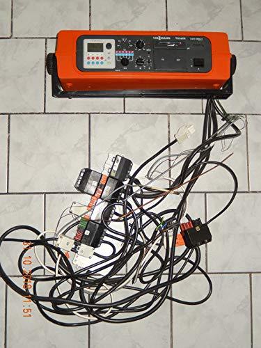 VIESSMANN Trimatik 7410 160-H Heizungsregelung mit Digitalschaltuhr, Kesselfühler, Kabel mit Adapter, geprüft ist funktionsfähig