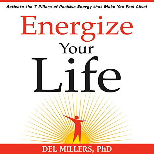 Energize Your Life audiobook cover art