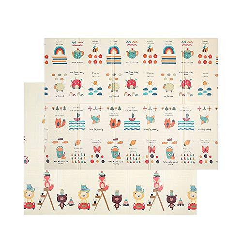 Blanketswarm - Alfombra para niños Plegable