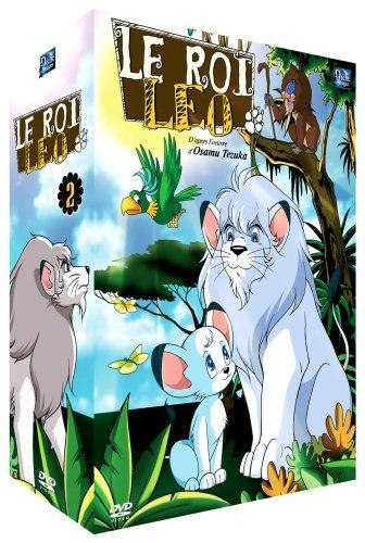 Le Roi Leo-Partie 2-Coffret 4 DVD-VF