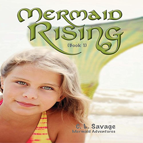 Mermaid Rising audiobook cover art