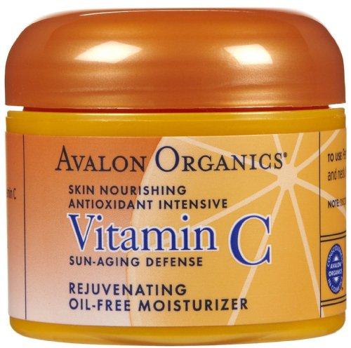 (Pack Of 4) Organic Vitamin C Organic Rejuvenating Moisturiser   AVALON